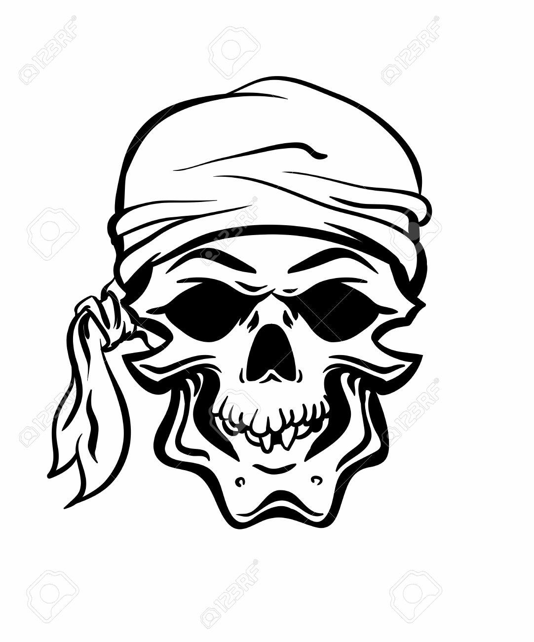 Pirate Head Cliparts