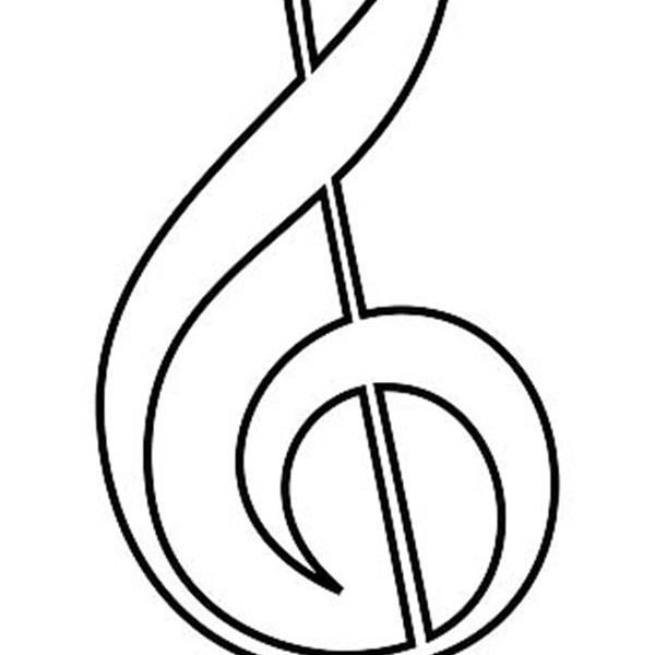 Printable Music Notes Free Download On Clipartmag