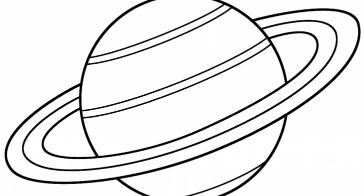 printable pictures of saturn  free download on clipartmag