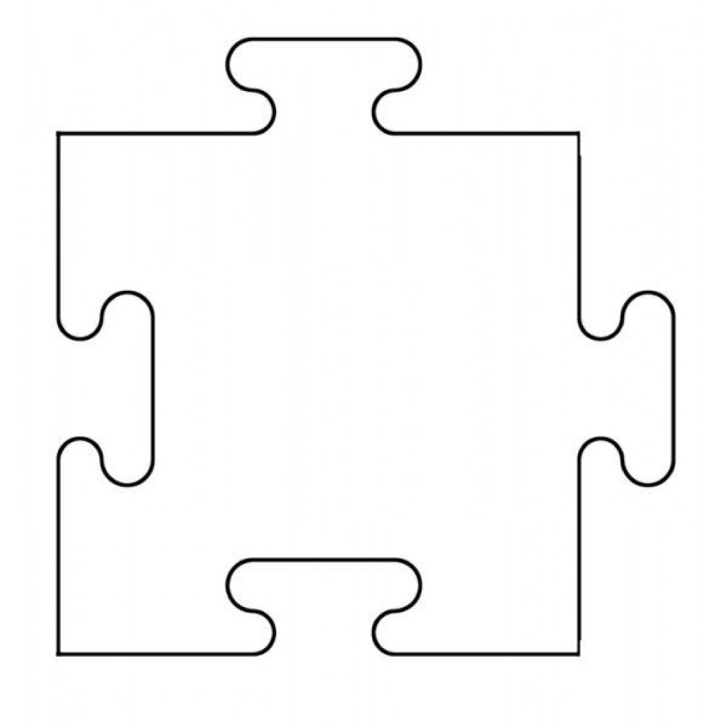 Puzzle Piece Clipart Free