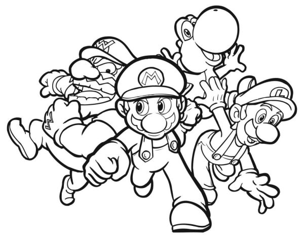 cool coloring pages to print # 21