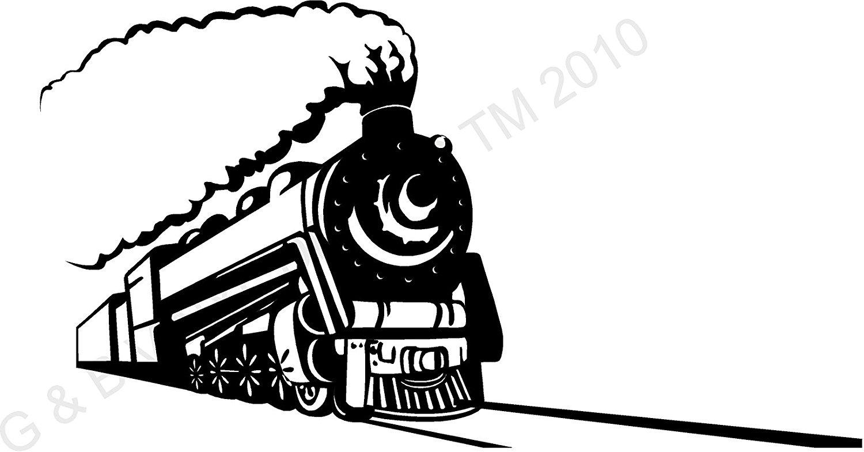 Railroad Tracks Clipart