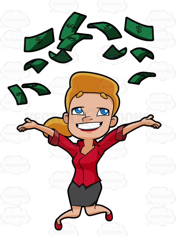 Lots Of Money Clipart