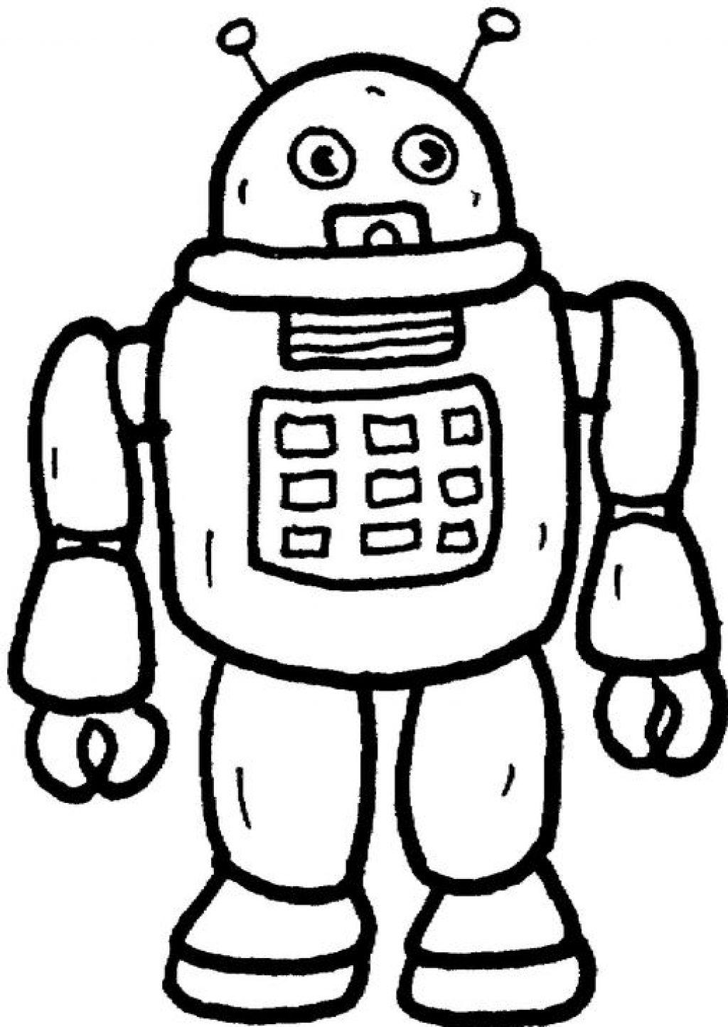 A Nice Robot