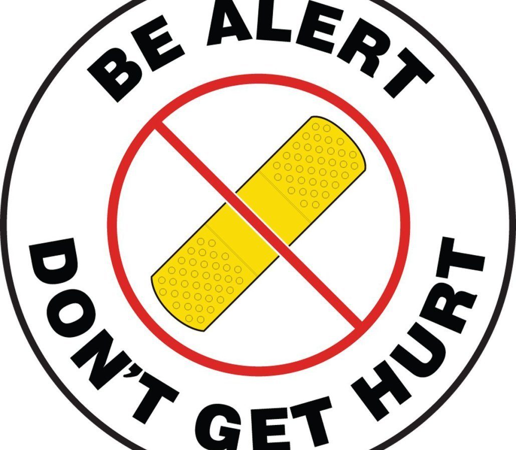 Safety Sign Clipart