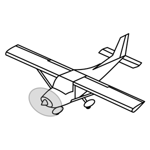 Small Plane Cliparts | Free download on ClipArtMag (300 x 300 Pixel)