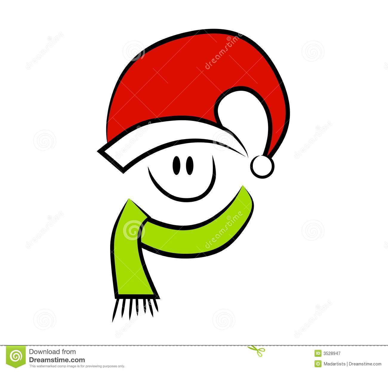 download wallpaper free clipart santa hat full wallpapers rh b roketstore com Laughing Smiley Face Clip Art Christmas Smiley Face with Hat Clip Art