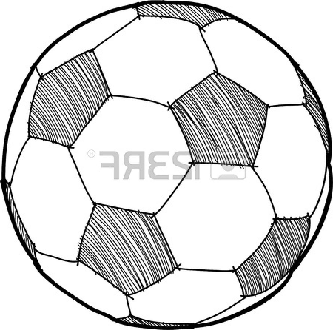 Soccer Goal Drawing