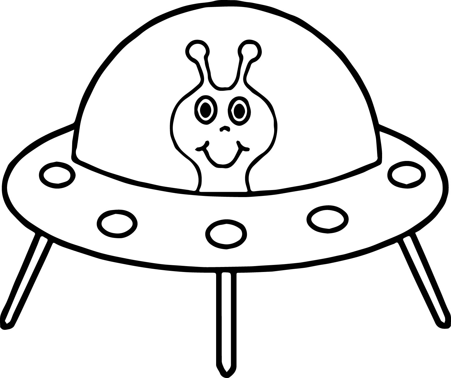 Spaceship Pictures For Kids