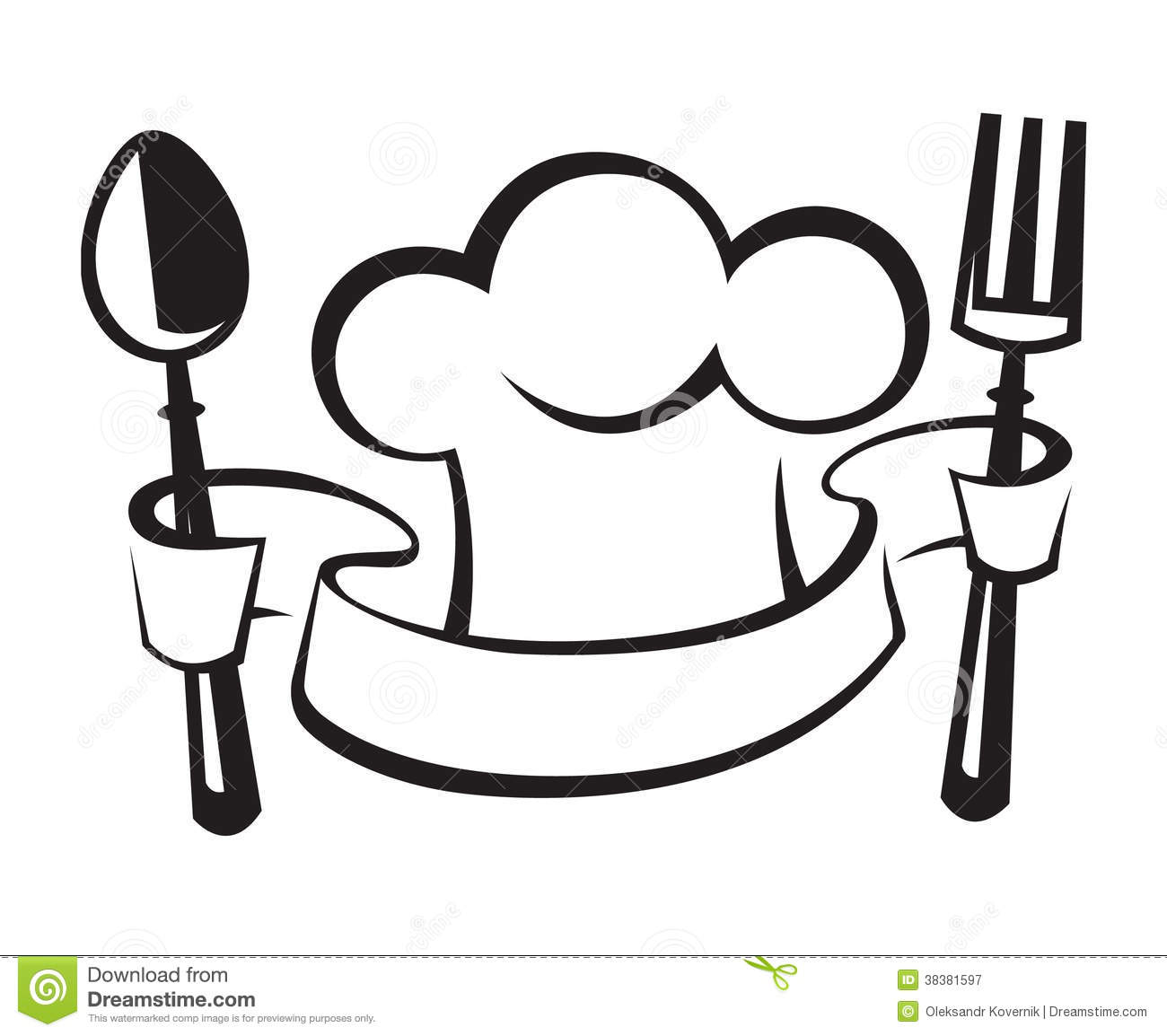 Spoon And Fork Logo