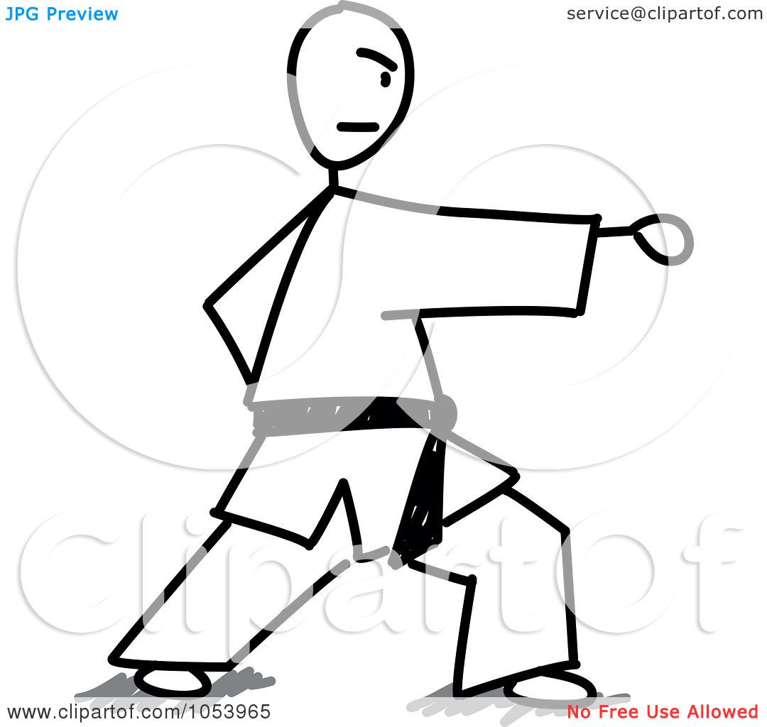 Stick Figures Clipart