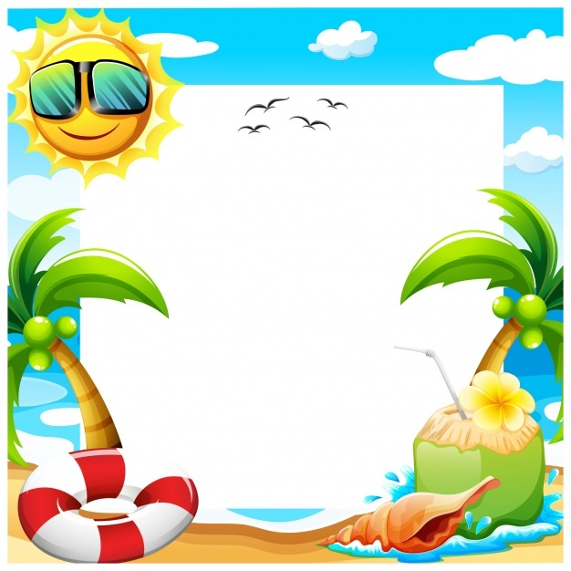 Summer Background Clipart   Free download on ClipArtMag (626 x 626 Pixel)