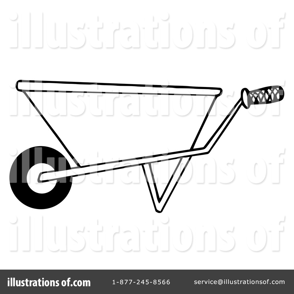 Tools Clipart Black And White