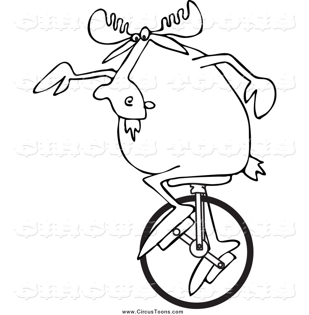 Collection Of Unicycle Clipart