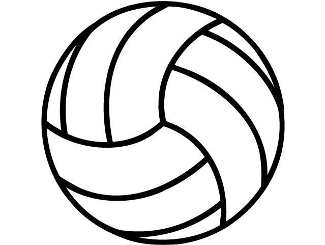 Volleyball Draw Easy Ways