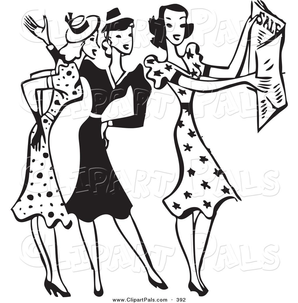 Royalty Free Women Stock Friend Designs