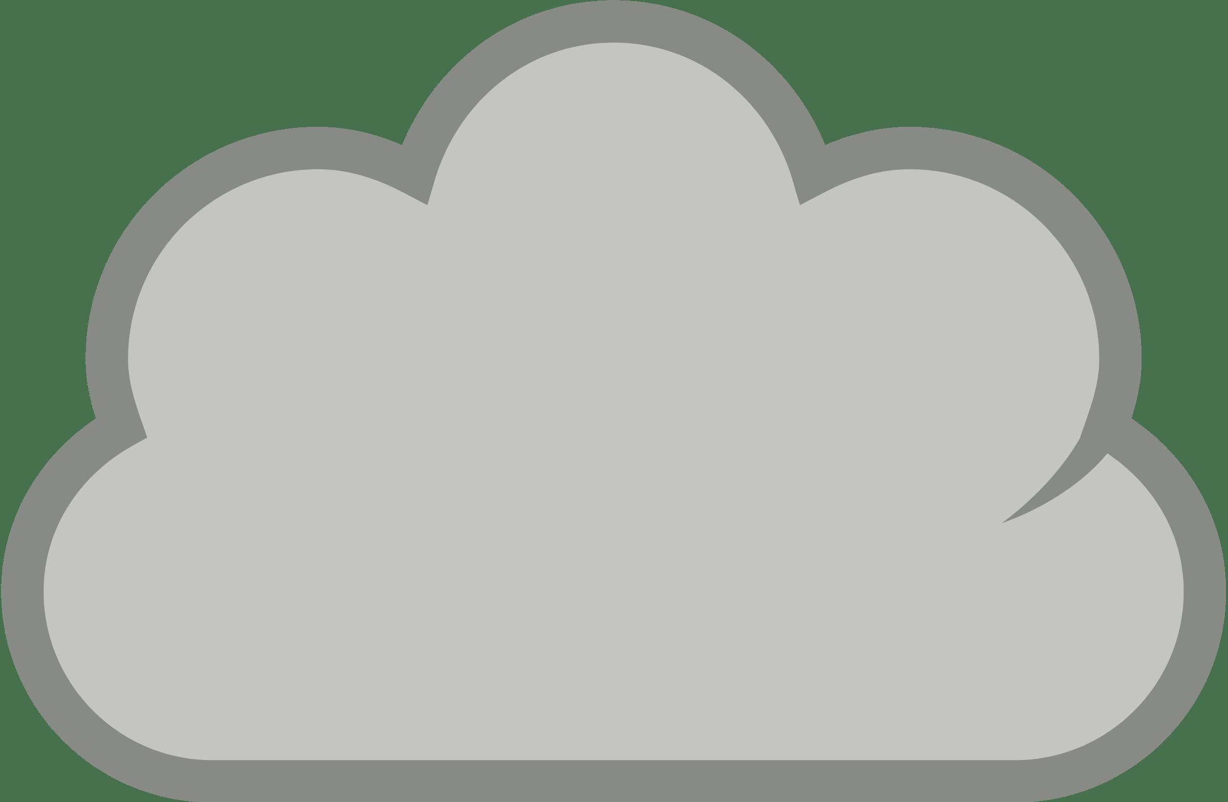 Rain Clouds Clip Art