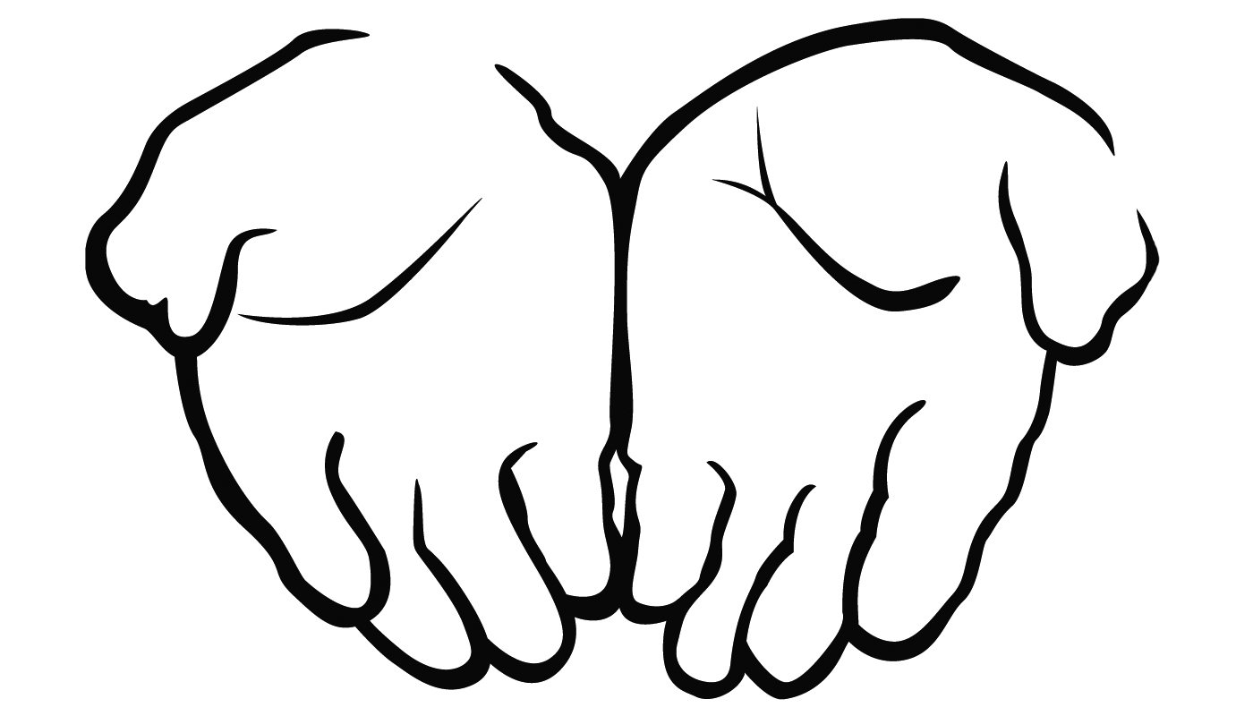 Free Clip Art Of Praying Hands