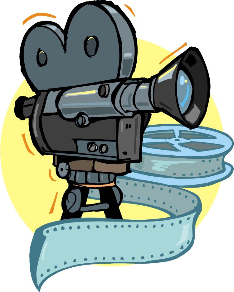 Film Camera Clip Art - Cliparts.co (750 x 937 Pixel)