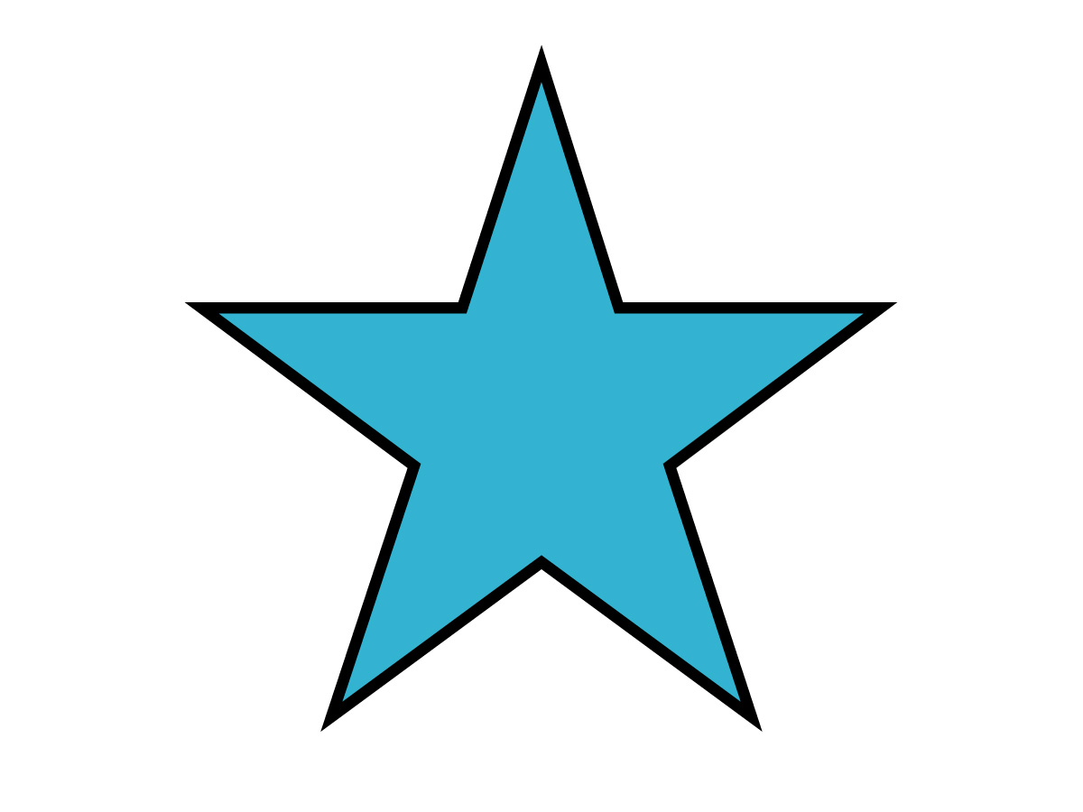 Picture Star Shape