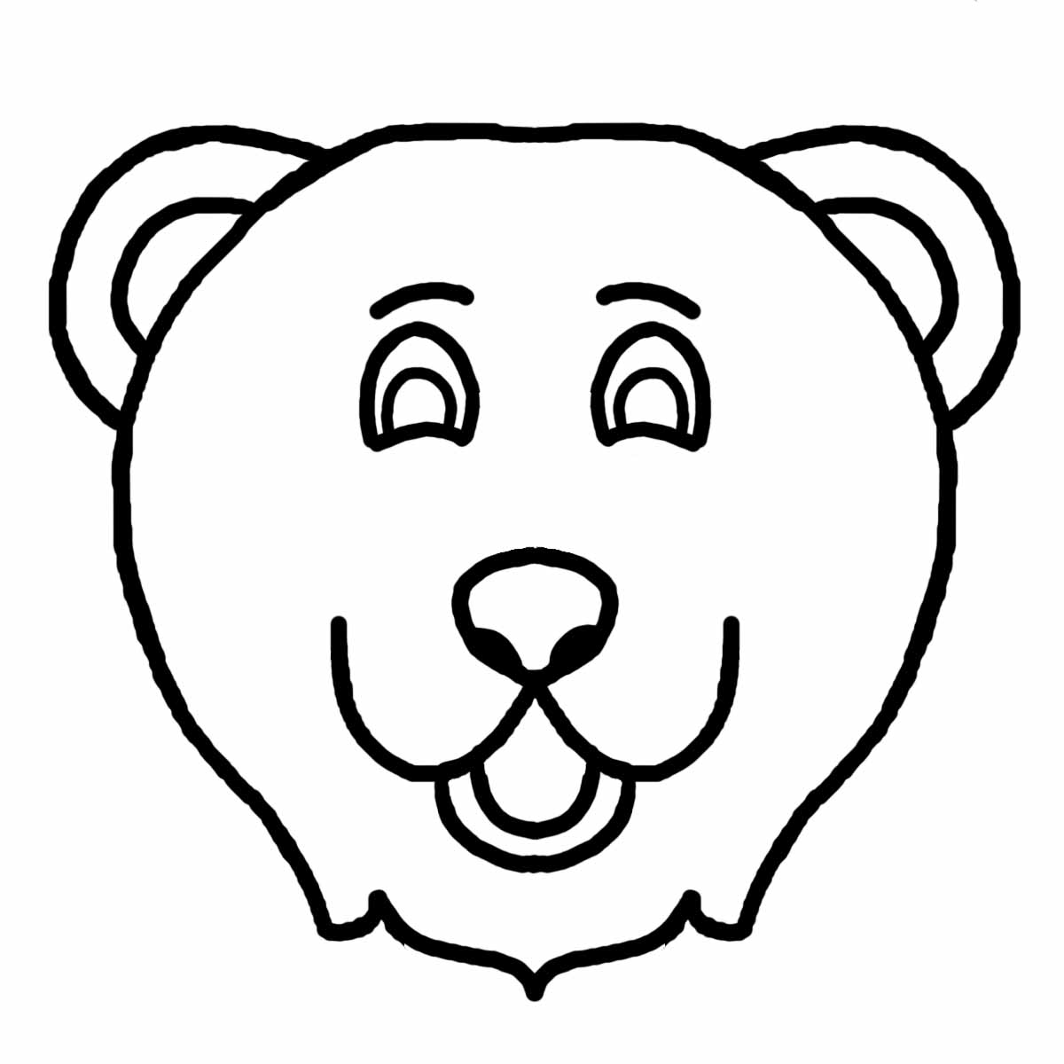 Cartoon Images Of Bears