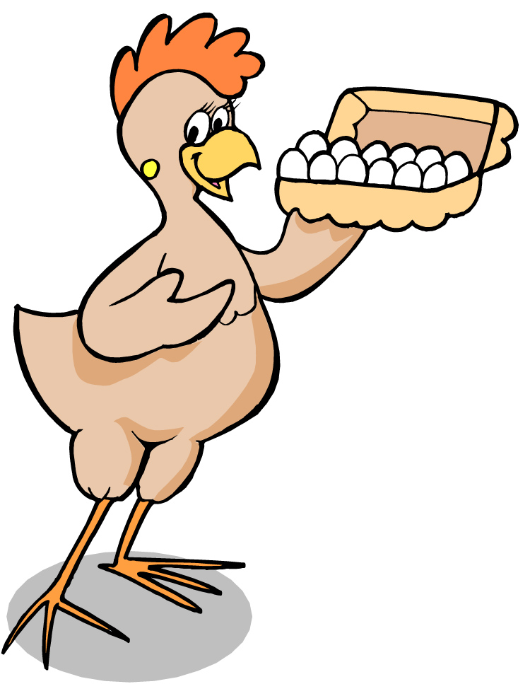 Cartoon Picture Of Chicken - Cliparts.co (750 x 967 Pixel)