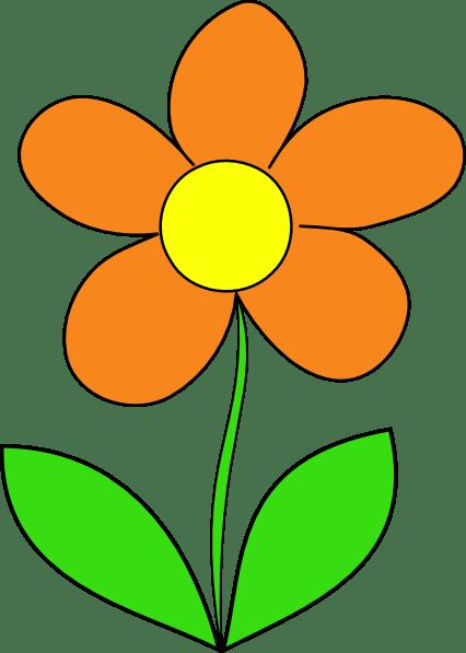 Flower Cartoon - Cliparts.co (426 x 597 Pixel)