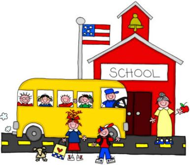 Image result for public domain image elementary school