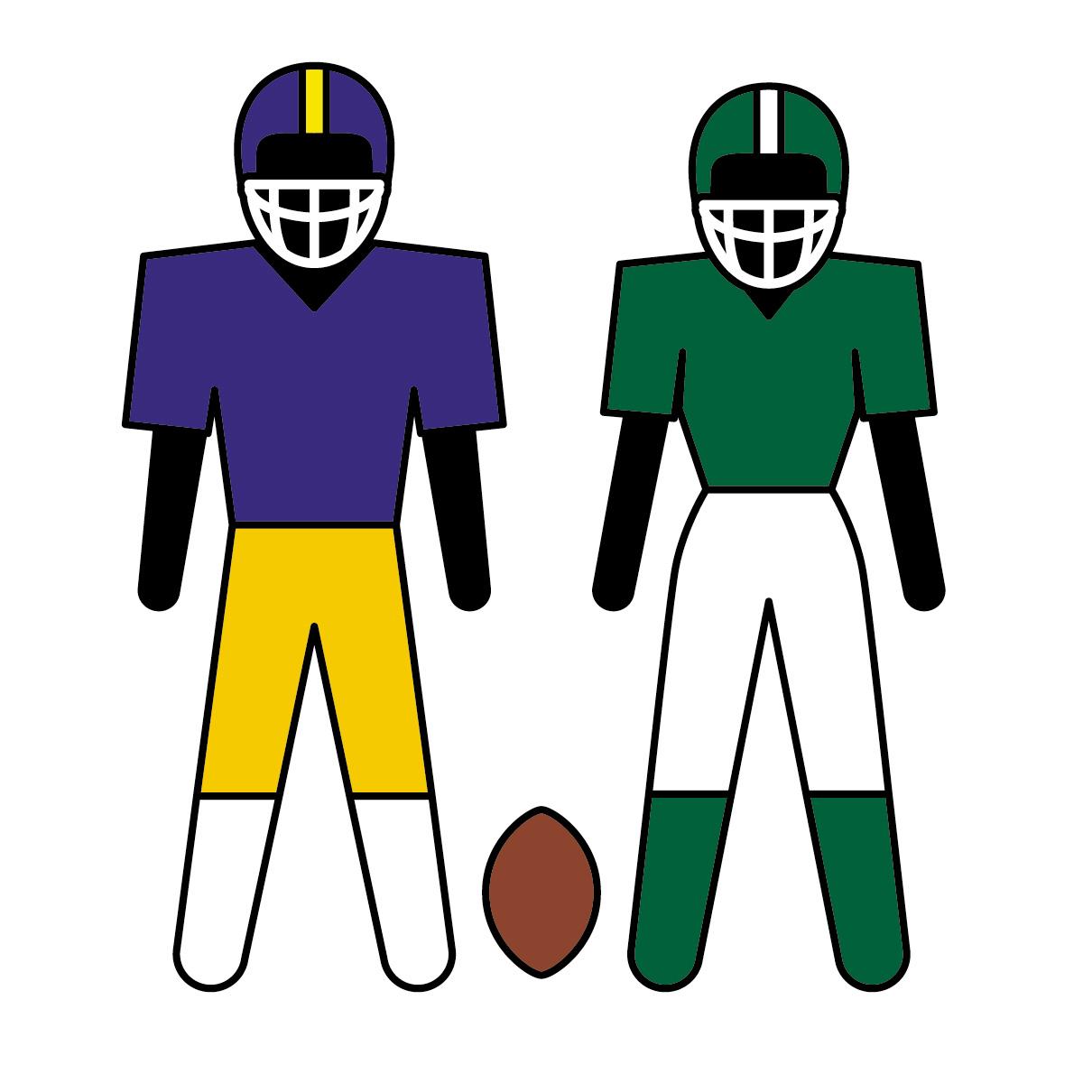 Football Clip Art - Cliparts.co (1200 x 1200 Pixel)