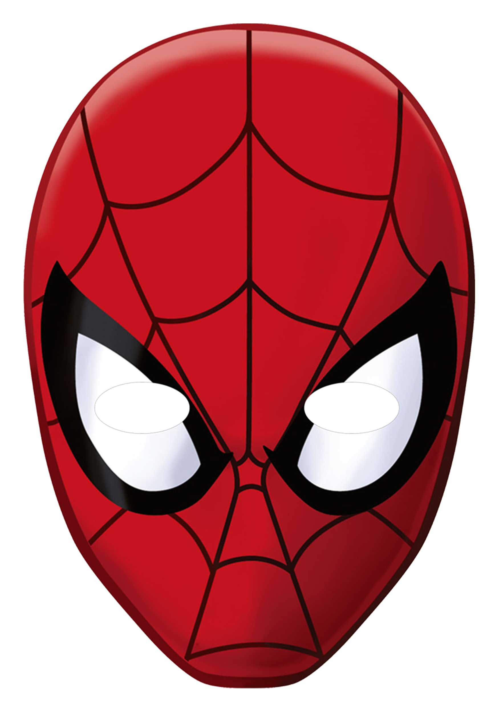 Spiderman Face Images