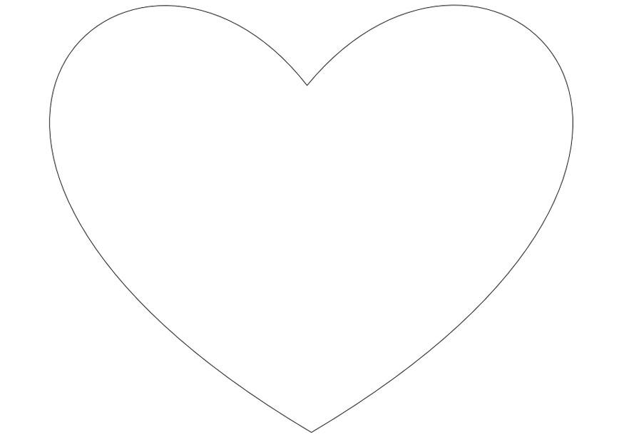 picture heart shape cliparts co