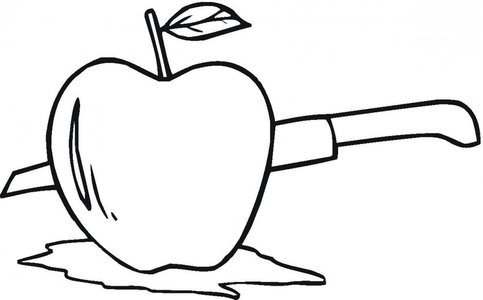 apple tree coloring pages free coloring pages for kids 281731