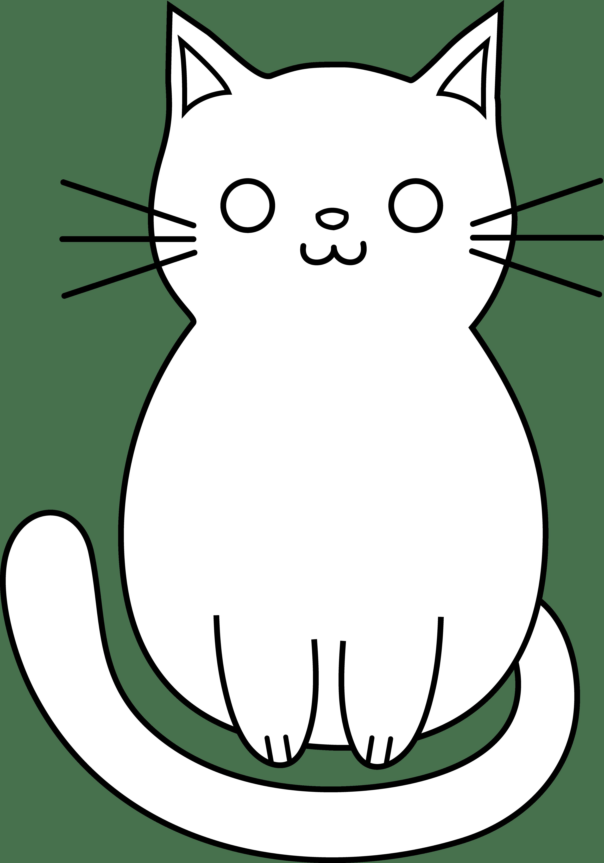 Pics Of Cartoon Kittens
