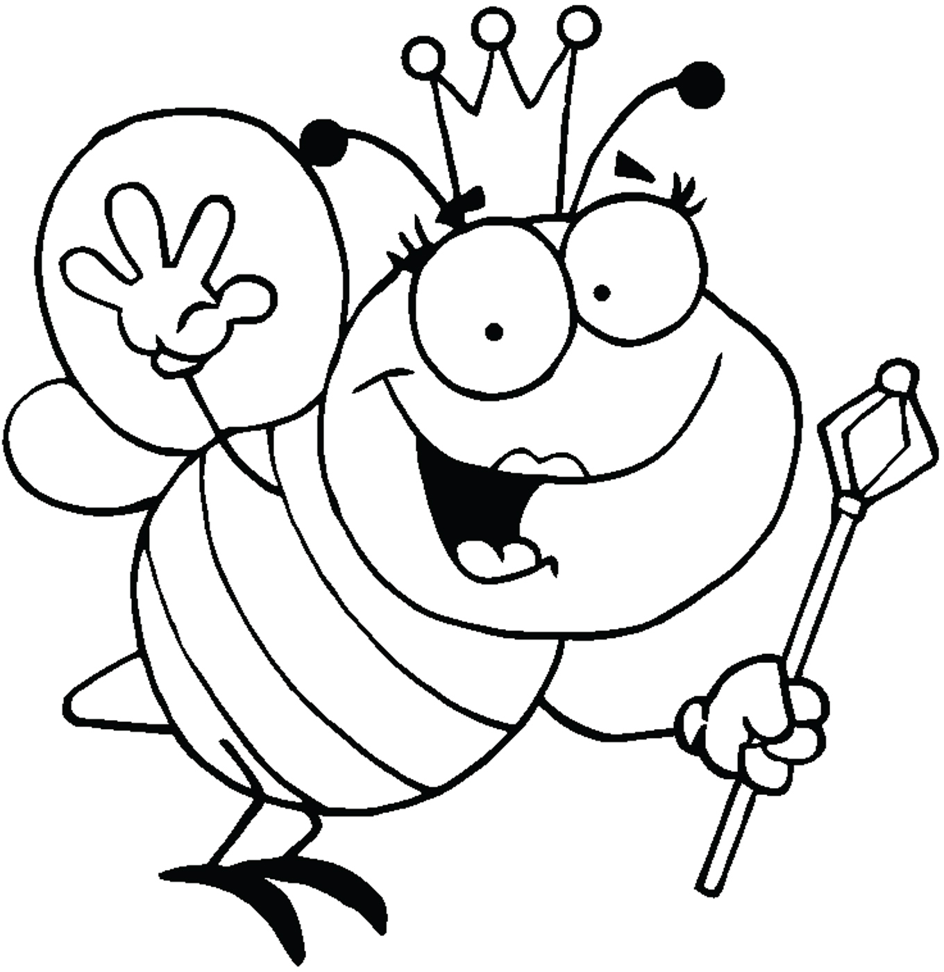 Bee Hive Clipart