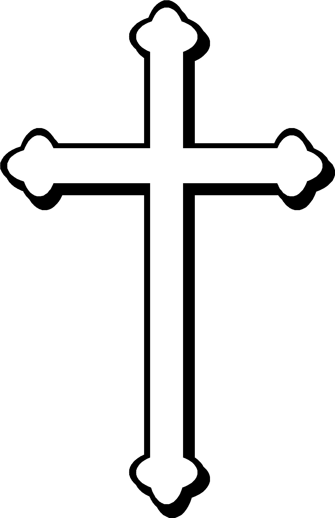 Pretty Cross Pictures - Cliparts.co (1281 x 1982 Pixel)