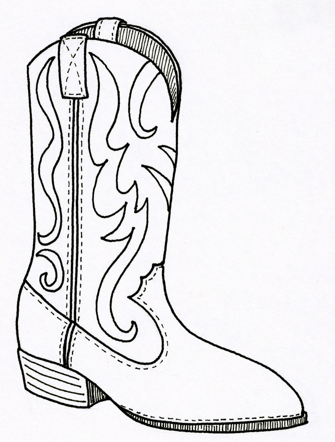 Cowboy Boots Images
