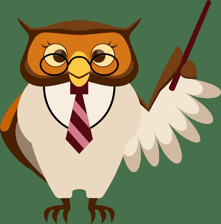 Owl Clip Art For Teachers