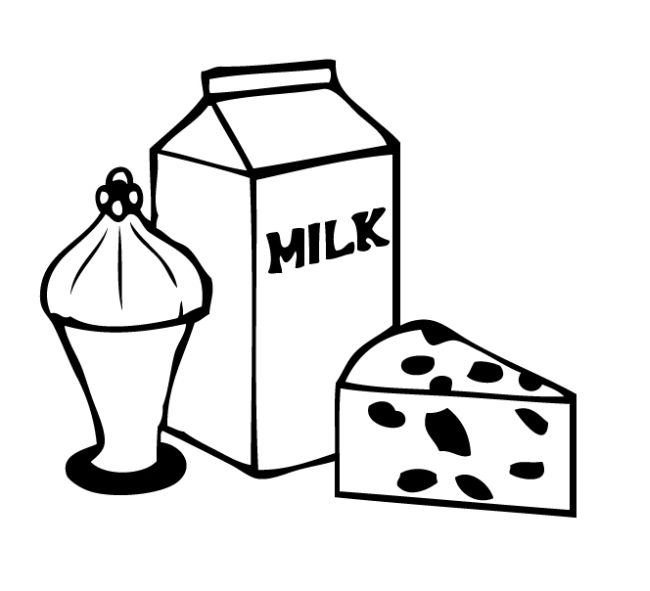 Dairy Products Images - Cliparts.co (650 x 591 Pixel)