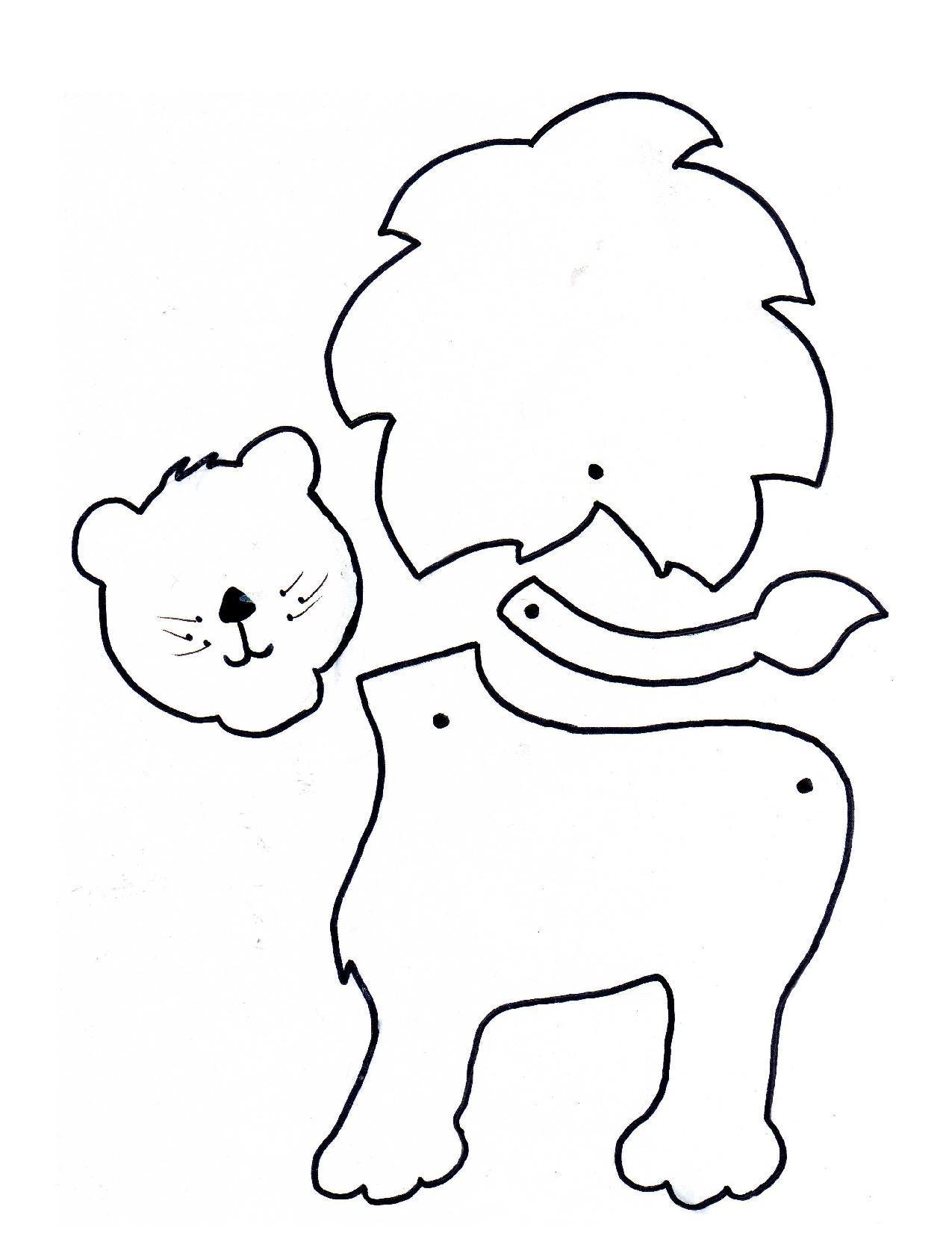 Rubber Duck Stencil