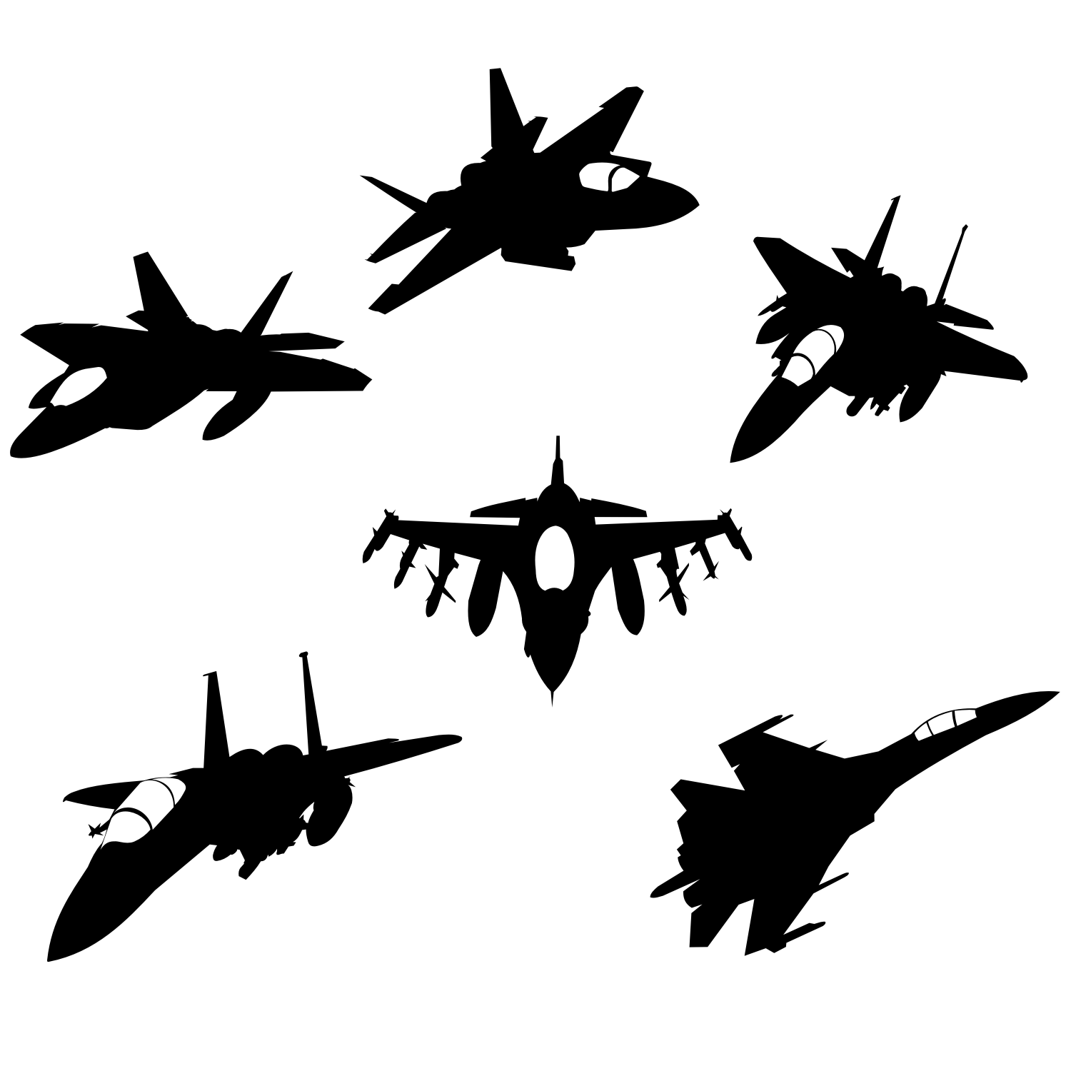Fighter Jet Clip Art