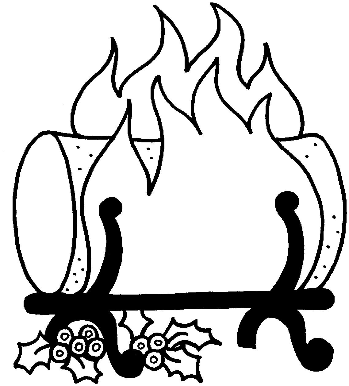 Fire Line Art