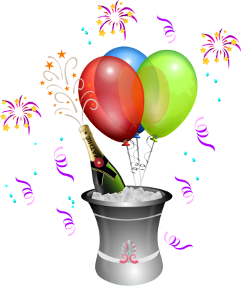 Free to Use & Public Domain New Year Clip Art