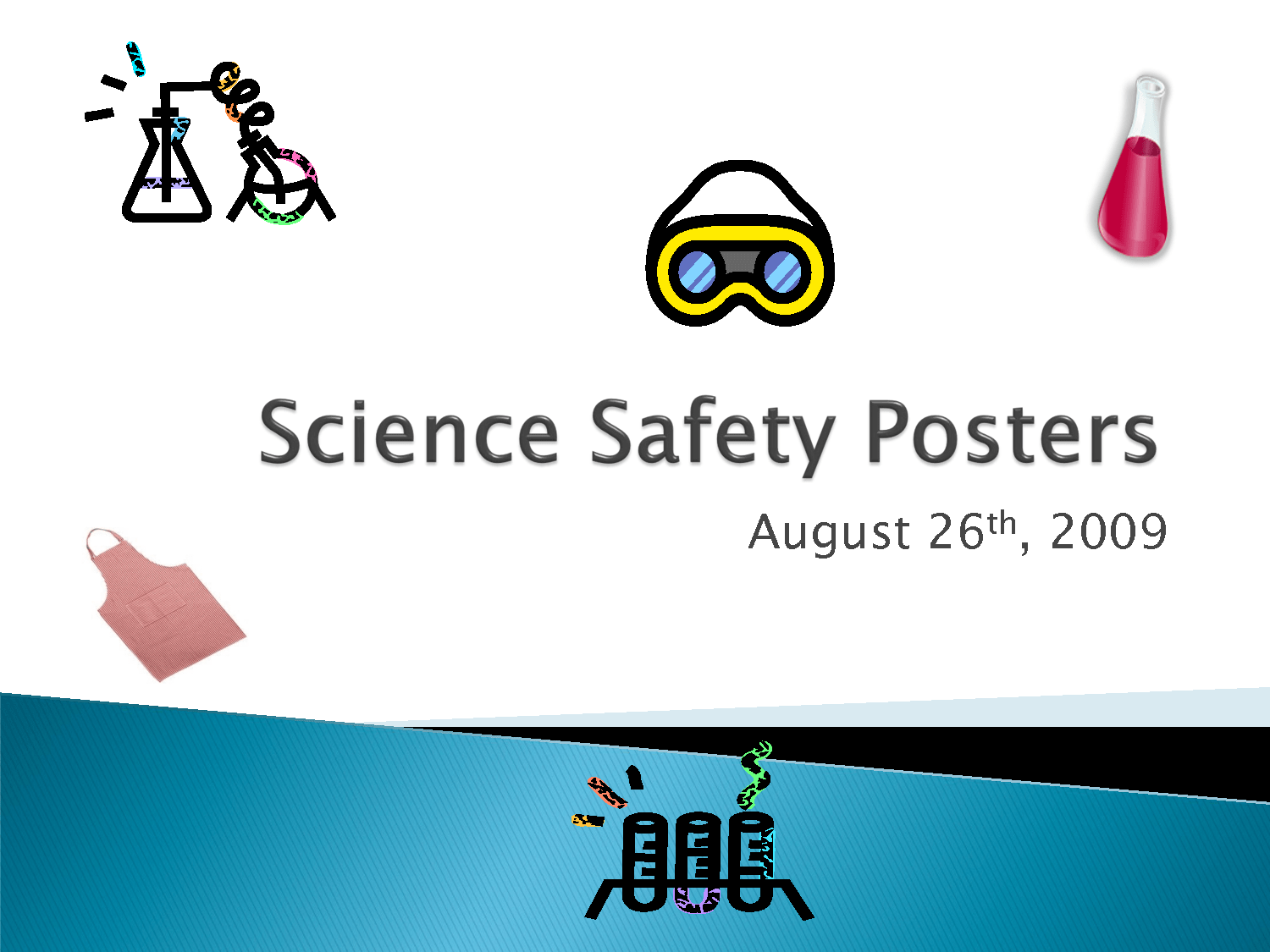 Safety In A Science Lab