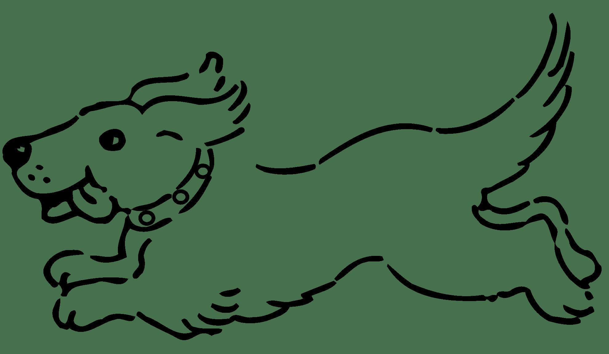 Sled Dog Clip Art