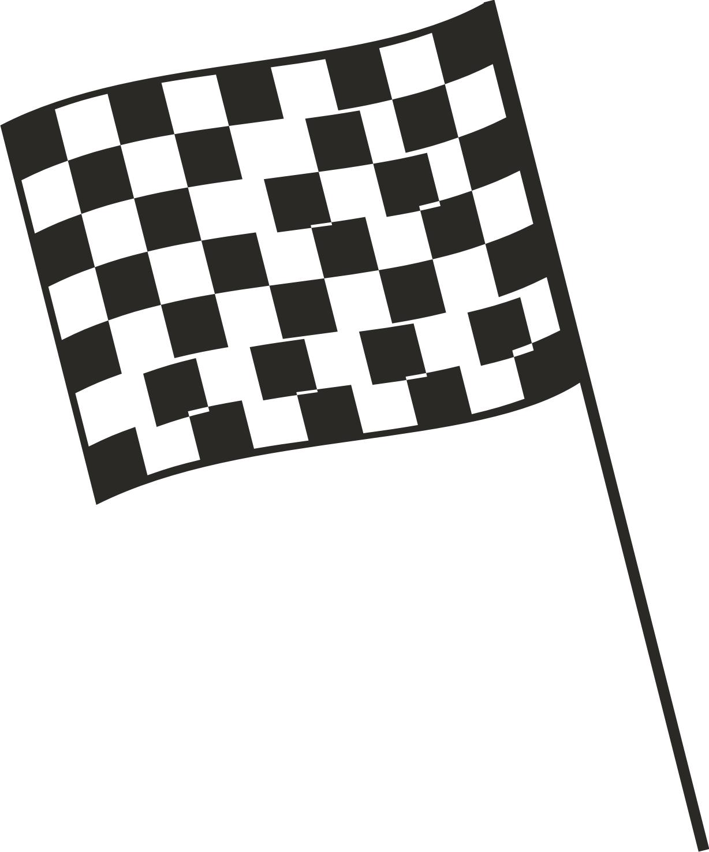 Clip Art Checkered Flag