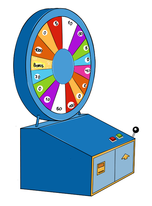 Free Retro Slot Machine Clip Art - Cliparts.co (498 x 674 Pixel)