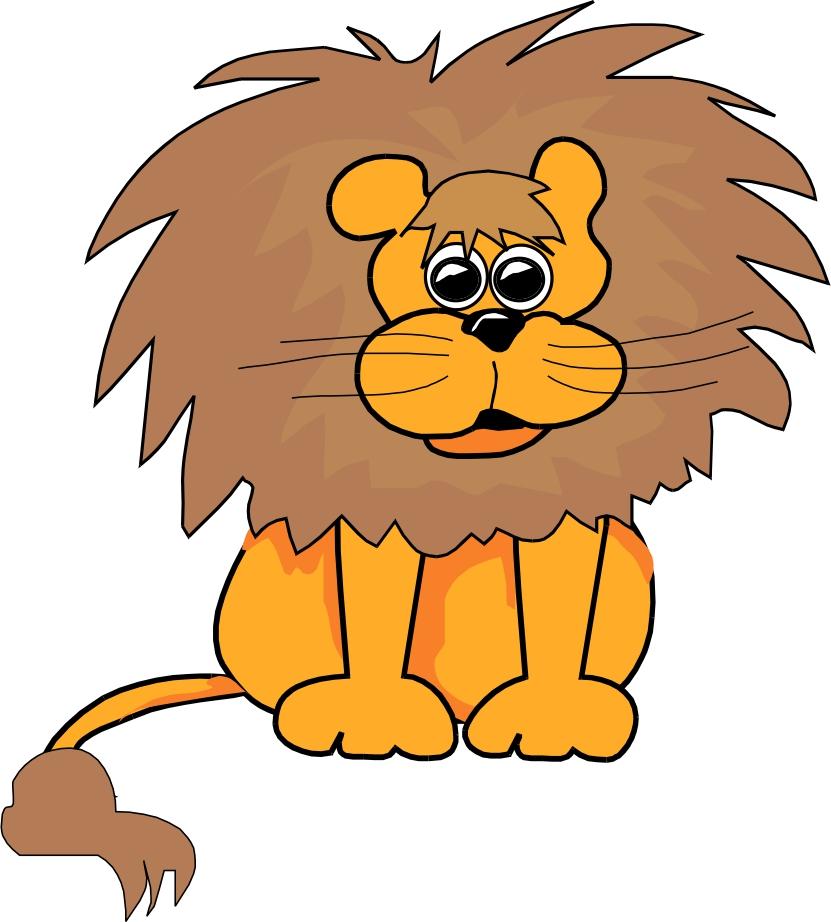 Lion Cartoon Pic - Cliparts.co (831 x 922 Pixel)