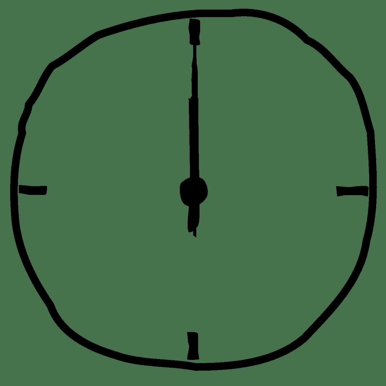 Clip Art Of Clock