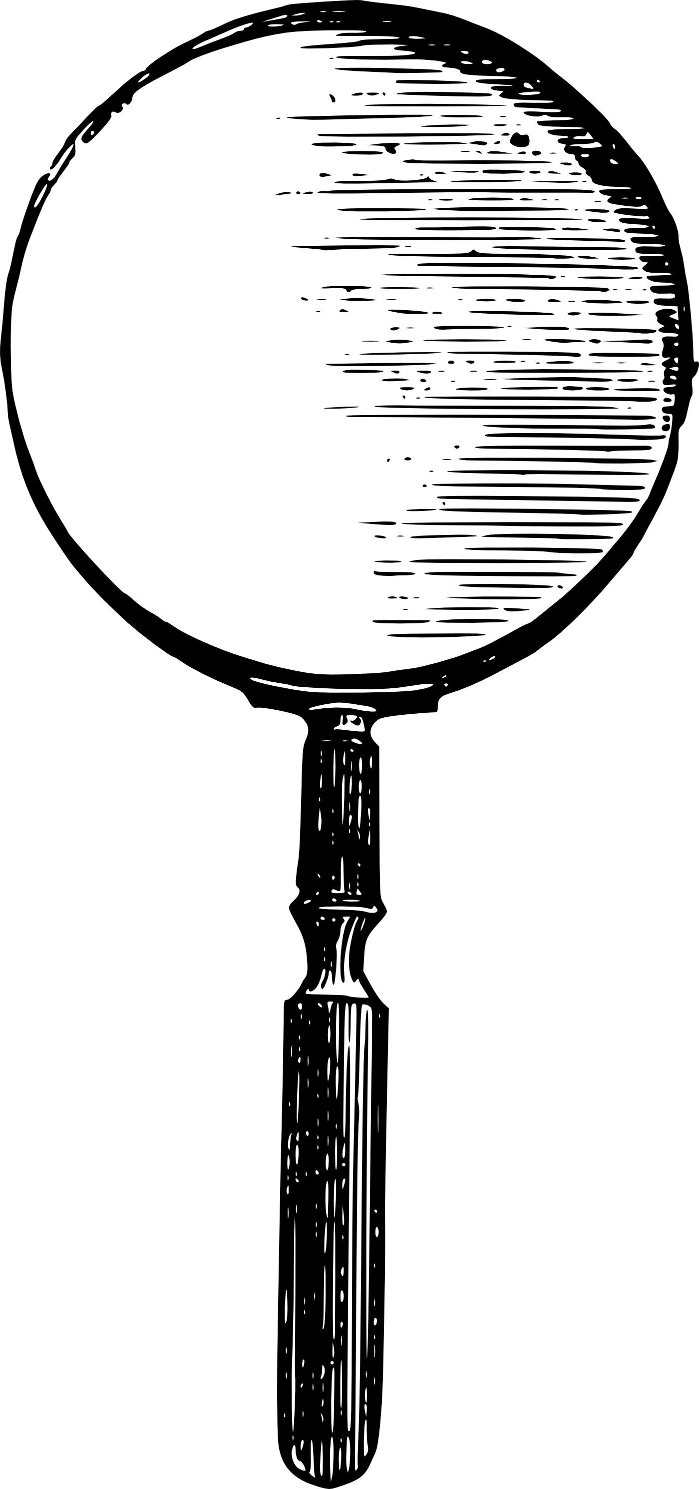 Magnifying Glass Art