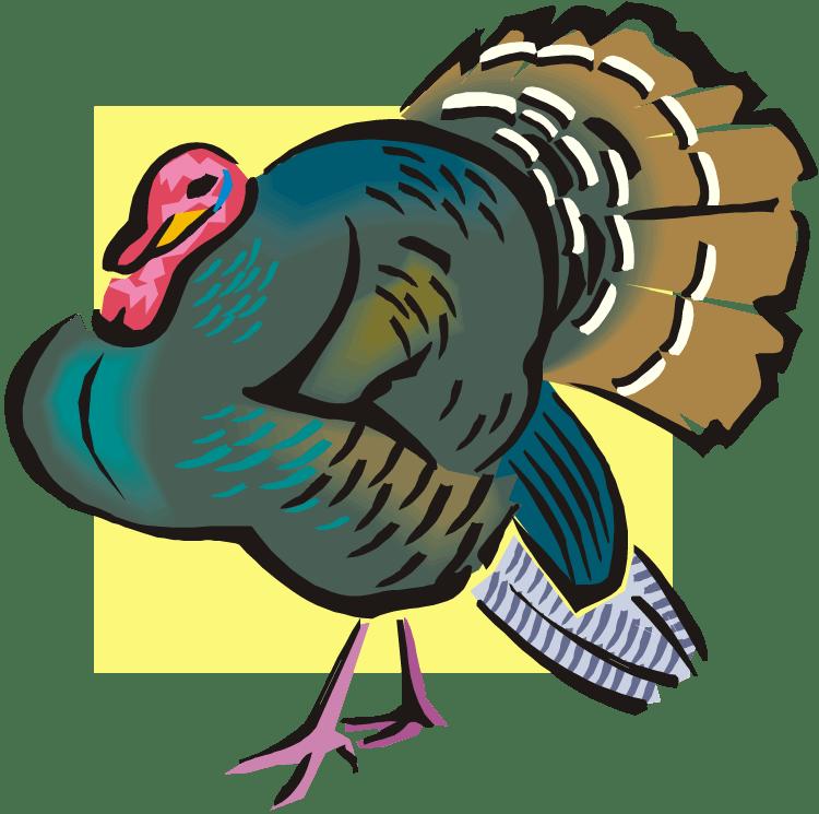 Turkey Leg Clipart